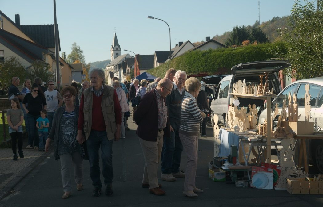 Lissendorfer Kirmes und Flohmarkt